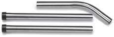 3-piece Stainless Steel Tube Set (38mm)