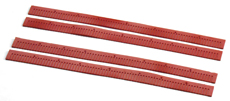 TT1535/TT3035 Optional Replacement Polyurethane Blade Set (4 pieces)