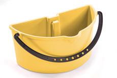 14-Litre Mop Pail, Yellow