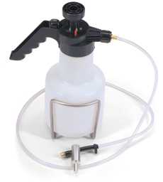 HFM Optional Spraytec Kit