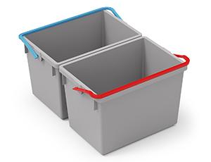 Kit SRK22 - 2x 10L Buckets